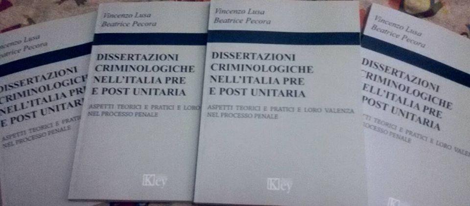 L'Antropologia e Criminologia